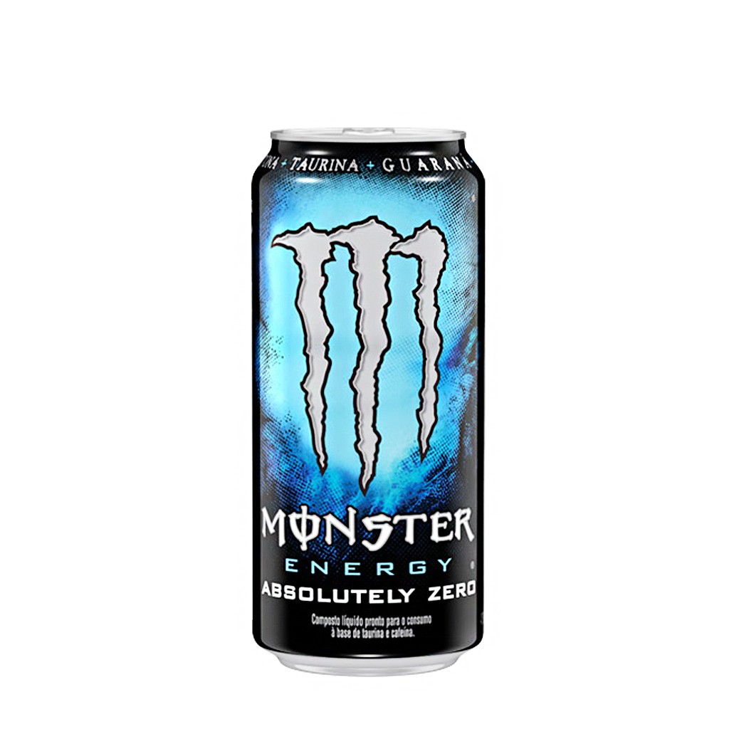 Energético Monster Energy Absolutely Zero 473ml