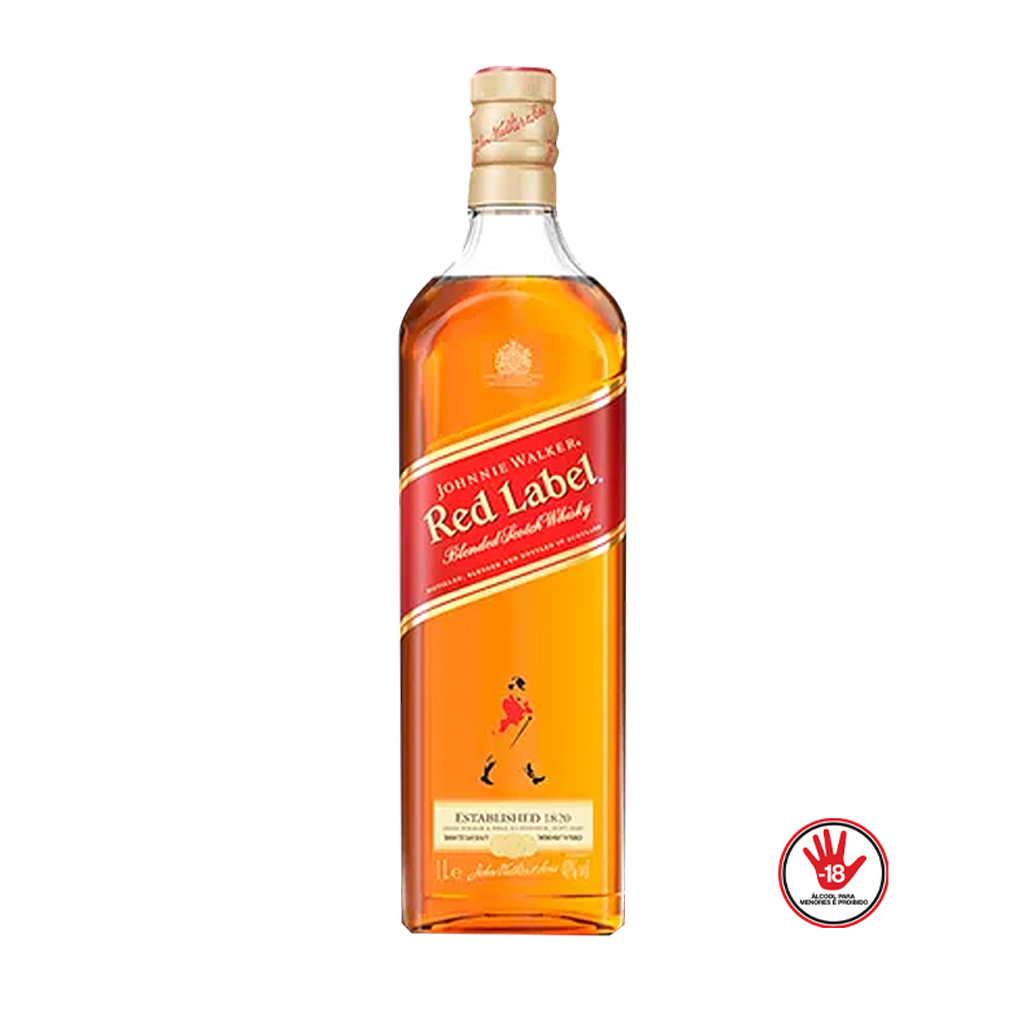 [67202] Whisky Johnnie Walkel Red Label 1l