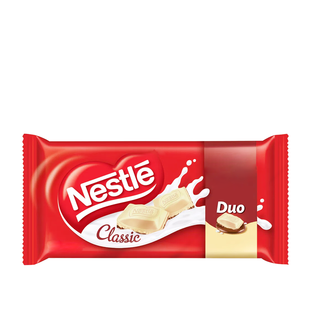 [87250] Chocolate Duo Nestle Classic 90g